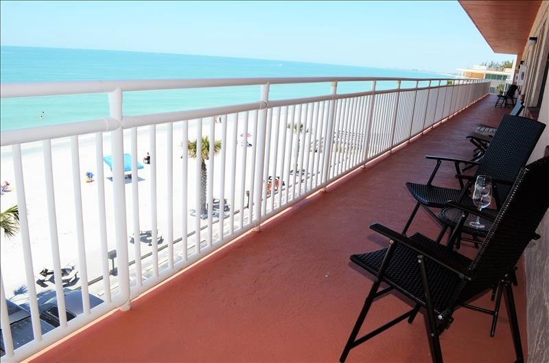 enjoy the views on the breezeway